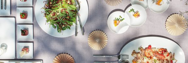 Rosenthal Mesh Collection for the hotel and restaurant trade, available in Ireland from Houseware.ie
