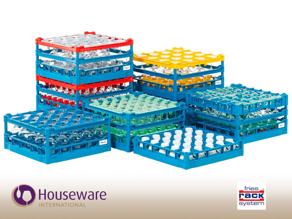Houseware.ie glass racking